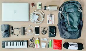 list for traveling traveling musician packing list carryology exploring