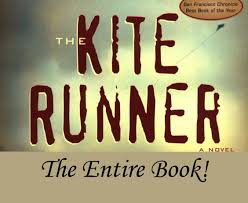 kite runner entire book