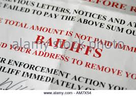 Warning Letter Custom Bailiffs Warning Letter England UK Stock Photo 44 Alamy