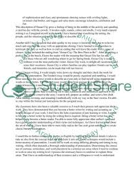Personal Impression Of English Class Essay Example Topics