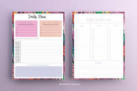Custom Daily Planner Design Custom Planner Or Calendar Or Journal By Msviking