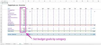 Personal Monthly Budget Spreadsheet Personal Monthly Budget Spreadsheet Alyg