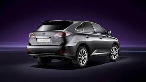 2013 Lexus RX 450h review notes | Autoweek
