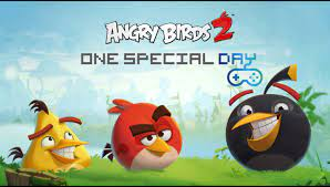 Angry Birds 2 joins One Special Day to help bring games to people with  disabilities. - Rovio