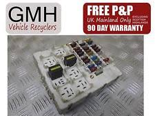 ford transit fuses fuse boxes ford transit connect 1 8 tddi diesel interior under dash fuse box 2002 2013 ~