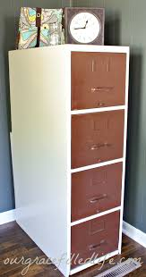 File Cabinet Paint Old School Filing Cabinet Our Grace Filled Life