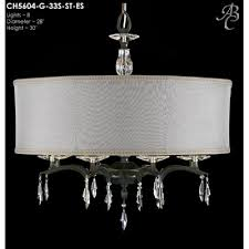 kaya 8 light crystal chandelier finish pewter shade color parisian gold hardback