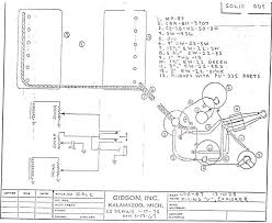 Les Paul Wiring Schematic Gibson P100 4 Wire Wiring Diagram Les Paul