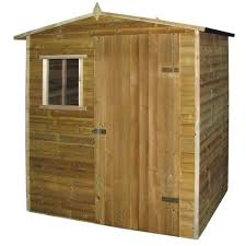 small pent shed in sizes from 2 deep perfect for small spaces small garden shed for tools toys tised timber handmade in the uk small