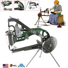 details about manual shoe making sewing machine shoes leather repair stitching equipment ups