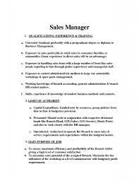 objectives for jobs cover letter retail sales associate job description for resume good