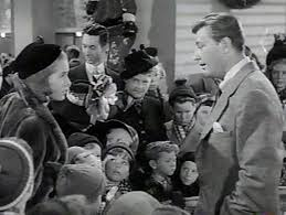 Image result for holiday affair 1949
