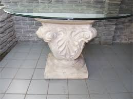 home design dining table base for glass top best of appealing table bases for glass