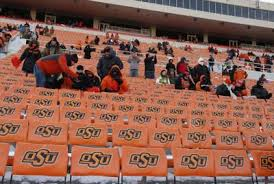 T Boone Pickens Stadium Seating Chart Boone Pickens Stadium Capacity To Shrink Seats To Widen In