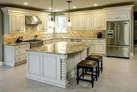 painted grey wood cabinets light kitchen with countertops rustic white washed solid cabinet wooden counter top