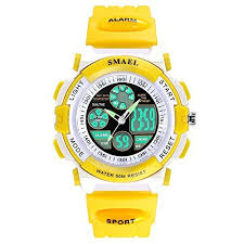 Sport Analog <b>Digital</b> Students <b>Watches</b> for <b>Boys</b> Alarm Girls ...