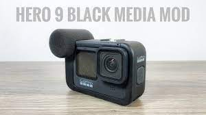 GoPro Hero 9 Black Media Mod - Some Nice Changes - YouTube