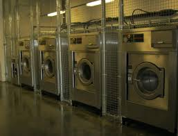 mercial laundry maintenance