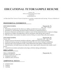 Math Tutor Resume Best Bunch Ideas Of French Immersion Teacher Resume Amazing Tutor Resume