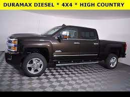 All Chevy chevy 2500hd high country : New 2018 Chevrolet Silverado 2500HD High Country 4D Crew Cab in ...