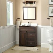 bathroom cabinet with sink on top incredible best single vanity ideas small vanities a61 single