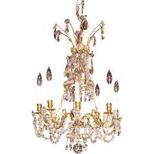 antique victorian 8 light crystal chandelier circa 1880 flanagan lane antiques llc ruby lane