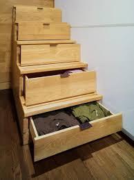 1 stair storage amazing space saving bedroom ideas furniture