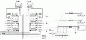 marine boat wiring diagram marine wiring diagrams online a diagram of ac boat wiring 2 leg system boatinghowto forum