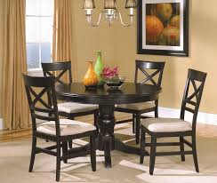 round dining table decor ideas with