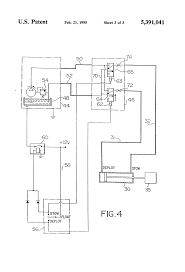 patent us hydraulically operated bus ramp mechanism patent drawing