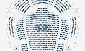 Golden Gate Theater Seating Chart Lovely Winspear Opera