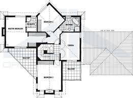 modern floor plans. Simple Modern House Floor And Plans