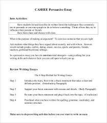 persuasive essay samples examples format  cashee persuasive essay