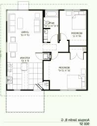 500 Square Feet Apartment Floor Plan Beautiful House Plans Under 500 Square  Feet Unique 750 Sq Ft Apartment Floor 20088
