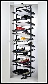 cloakroom layer rotating shoe rack on circular revolving canada 95453160html