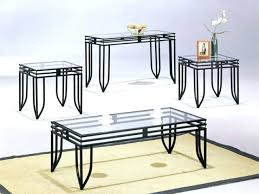 metal and glass end tables metal and glass end tables glass top coffee tables and end
