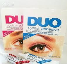 best eyelash glue. hot new makeup duo water proof eyelash adhesive glue9g white/black+eyebrow box from toy2011, $18.14| dhgate.com best glue