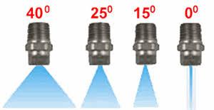 Spray Tip Gp 40 Degree 1 8 Mpt