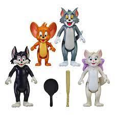 Kaufe Tom & Jerry - Figures 4-Pack (20-00289) - Versandkostenfrei