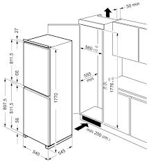 standard refrigerator height. Small Refrigerator Standard Height F