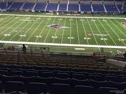 Alamodome Section 312 Utsa Football Rateyourseats Com