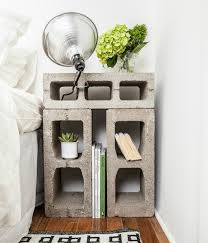 easy diy furniture ideas. 8 Easy DIY Furniture Ideas With Upcycled Cinder Blocks And Bricks Easy Diy Furniture Ideas