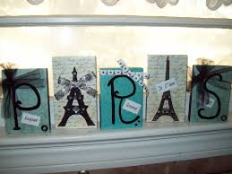 Paris Room Decorations Teal Bedroom Decor Etsy