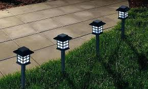 solar patio lights. Contemporary Lights Westinghouse Solar Led Landscape Lighting Lights Outdoor  Lantern Landscaping Light 6 Pack  And Patio