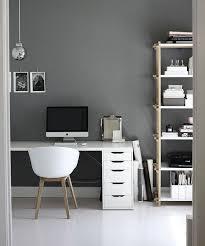 gray office ideas. Light Gray Office #lightgray #newcolor Ideas A
