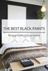 best black paint