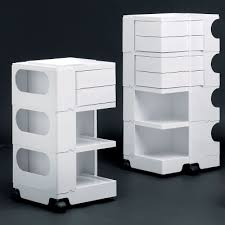 office storage solution. Office Organizer Boby Storage Trolley On Casters Designed By Joe Colombo And Made In Italy Italian Modern Furniture Design Classic Solution
