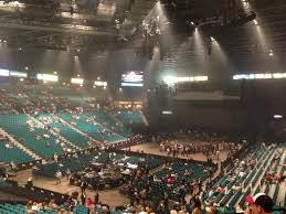 Mgm Grand Arena Virtual Seating Chart Mgm Grand Garden Arena Section 104 Rateyourseats Com
