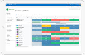 high level project schedule project online streamlining resource capacity and scheduling in