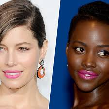 here s why everyone s wearing pink lipstick right nowit s not all millennial